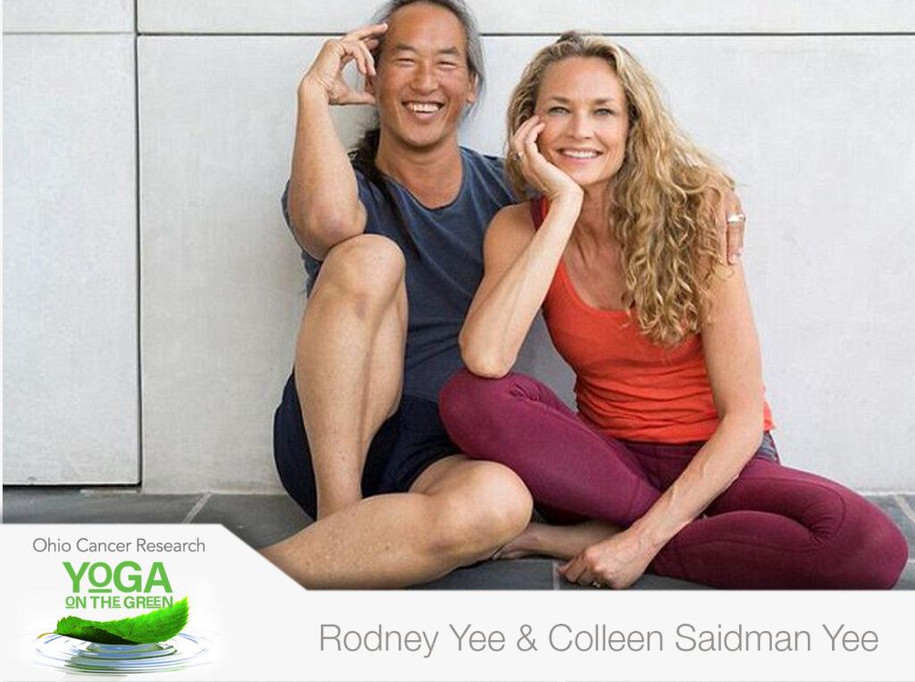 Rodney Yee & Colleen Saidman Yee
