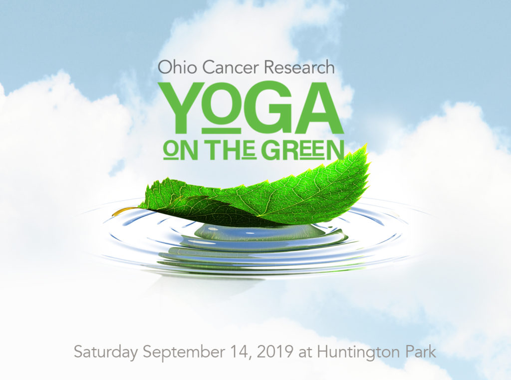Ohio Cancer Yoga On The Green