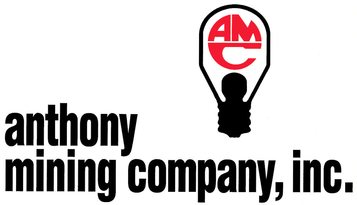 Anthony Mining Company Logo